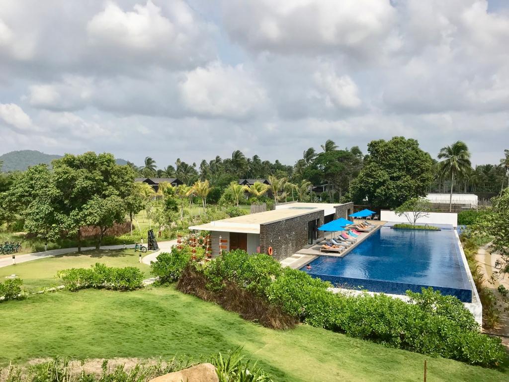 Residence Bintan Pool