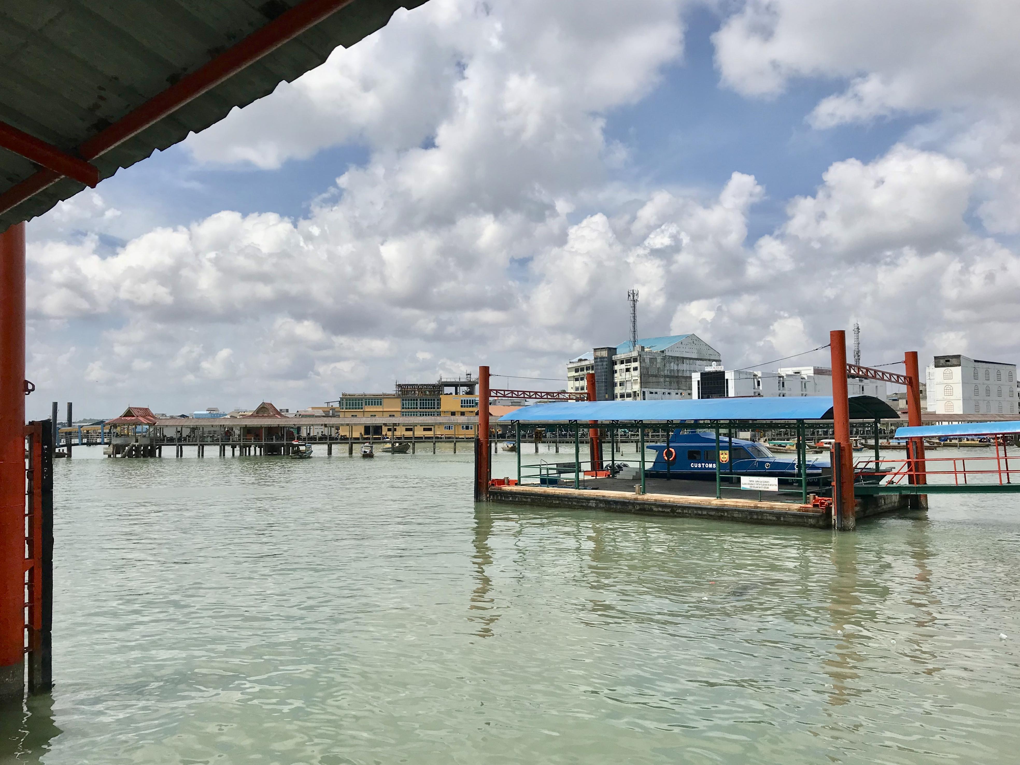 Tanjung Pinang Port View