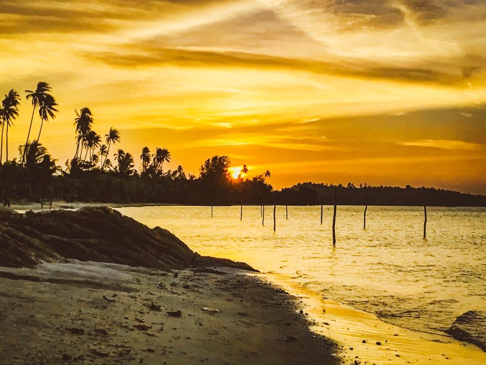 Residence Bintan sunset beach