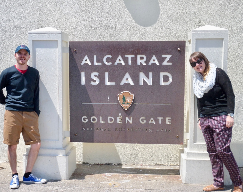 Alcatraz Island Visit 2014